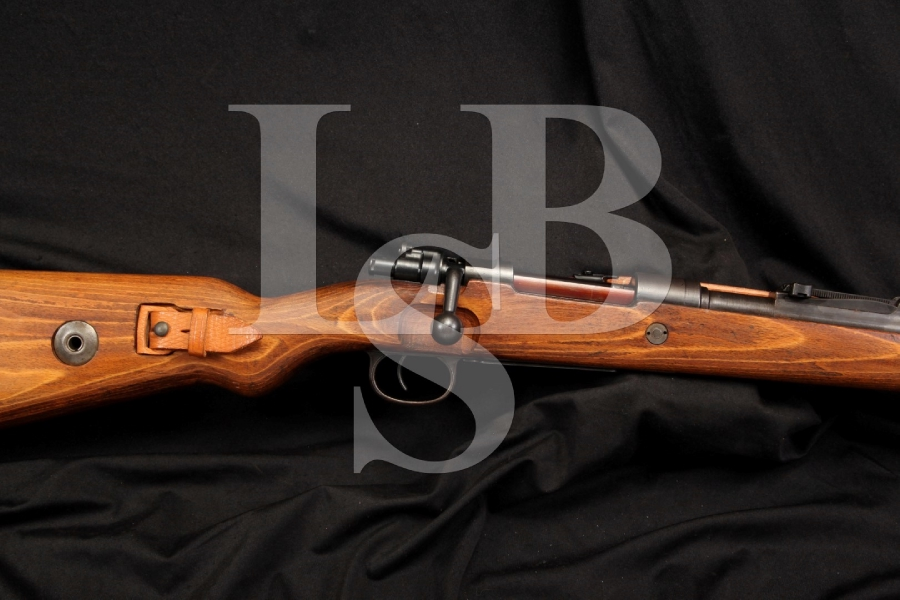 German K98 8mm Mauser -- Bolt Action Rifle Nazi Marked dou 44 - C&R OK