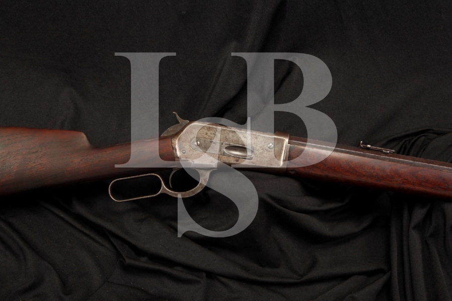 Winchester Model 1886 .45/90 Lever Action .45-90 WCF Rifle – MFD 1894 Antique