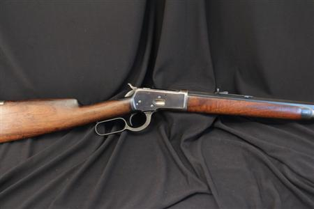 Winchester Model 1892 .44 WCF First Year Production