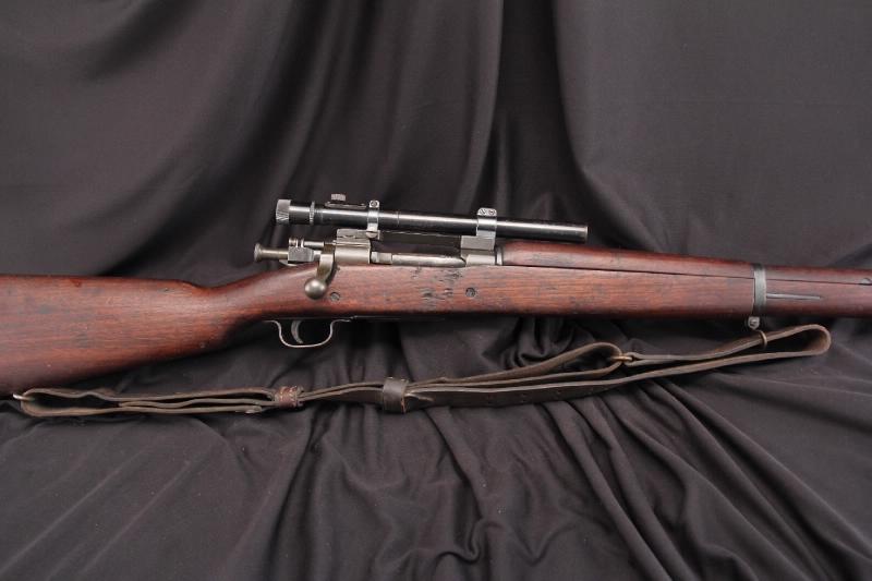 U S  WWII Remington 1903-A4 --  30-06 Bolt Action SNIPER
