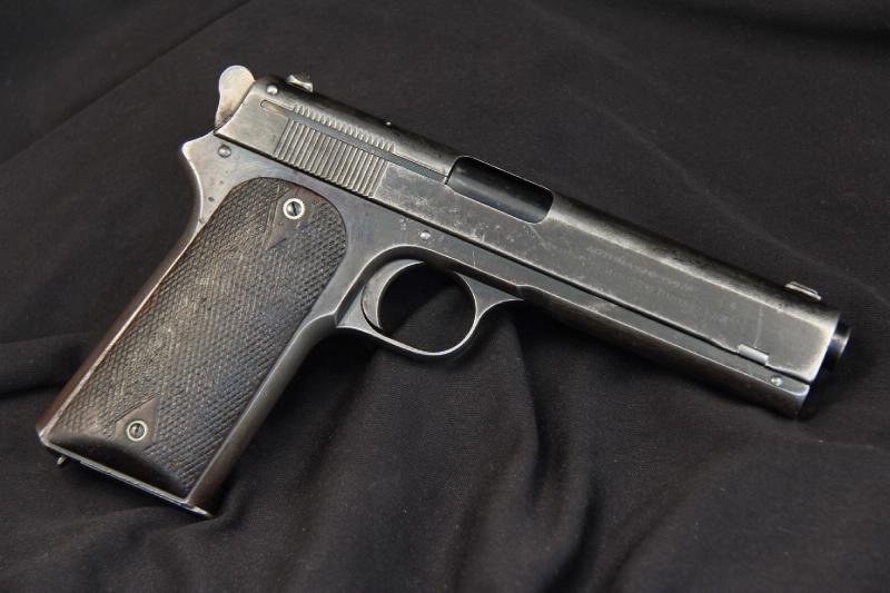 Early Colt Model 1905 .45 ACP Semi Auto Pistol, Mf'd 1906