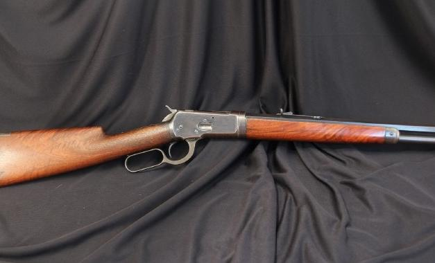 Sharp Winchester Model 1892 Takedown .44-40 WCF