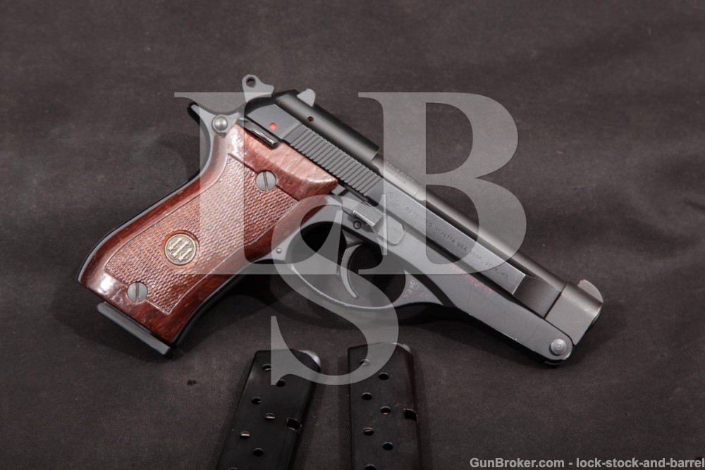 "Beretta Model 86 Cheetah .380 ACP 4.4"" Tip-Up Barrel Semi-Automatic Pistol, MFD 1990"
