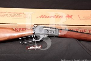 "Marlin JM Marked Model 1895CB 26"" .45-70 Gov't Lever Action Rifle, MFD 2004"