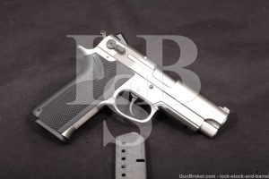 Smith & Wesson S&W 4566TSW Tactical .45 ACP Semi-Auto Pistol, MFD 2000-02