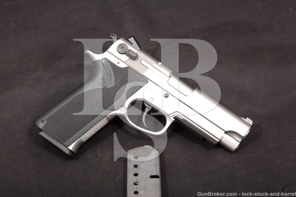 Smith & Wesson S&W 4566TSW Tactical .45 ACP Semi-Auto Pistol, MFD 2000-02