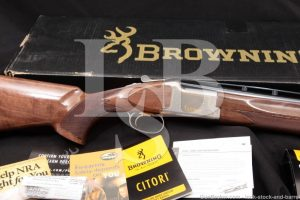"Browning Citori XS Skeet 28"" Ported 12 GA O/U Over Under Double Barrel Shotgun, MFD 2010"