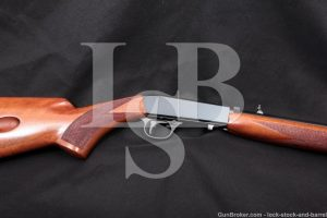FN Fabrique National Browning's Patent SA-22 .22 LR Semi-Auto Rifle, MFD 1923-52 C&R