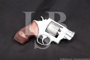 Smith & Wesson S&W Model 625-10 Performance Center Lew Horton 2 Inch Airweight 45 ACP Double Action Revolver