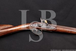 "G.L. Jones-Mathews Kentucky Rifle .50 Cal. 42"" BP Cap & Ball Rifle Antique"