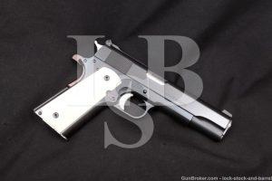 "Kings Custom 1911-A1 1911 .38 Super 5"" Single Action Semi-Automatic Pistol"