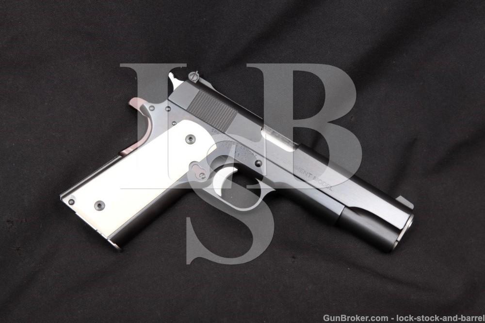 Kings Custom 1911-A1 1911 .38 Super 5″ Single Action Semi-Automatic Pistol