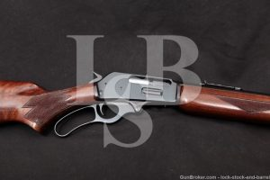 "Marlin Model 336ADL 336 ADL .35 Rem. 24"" Blue Lever Action Rifle, MFD 1955 C&R"