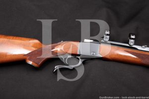 Ruger No. 1 200th Year of Liberty .243 Win. 22 INCH Single Shot Rifle, MFD 1976