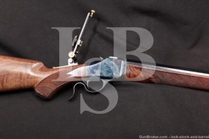 "Winchester Model 1885 Limited Series BPCR Target 30"" .45-70 Gov't Single Shot Rifle, MFD 2009"