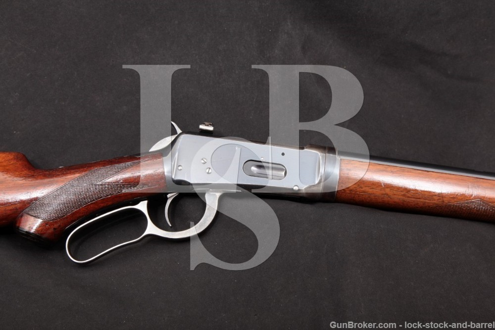 Winchester Model 1894 Takedown Pistol Grip .32 Win. Special Lever Action Rifle, MFD 1911 C&R