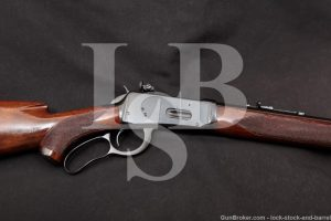 Winchester Model 64 Deer Rifle Deluxe ('94, 1894) .30-30 Lever Rifle, MFD 1951 C&R