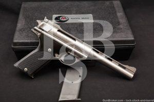 TDE North Hollywood .44 Automag AMP Semi-Auto Pistol, MFD 1973-82 ATF C&R