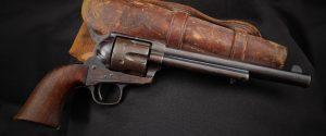 Custer Range Colt SAA