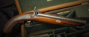 J. Beattie Howdah Pistol