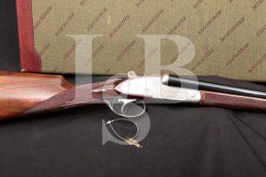 """Renato Gamba London Model 27 1/2"""" 20 GA SXS Side by Side Shotgun, MFD 1979"""