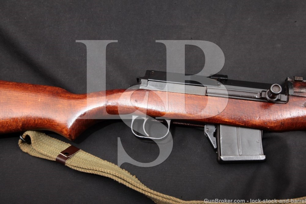 Egyptian Rasheed 7.62×39 Rare Semi Automatic Rifle MFD 1960's C&R