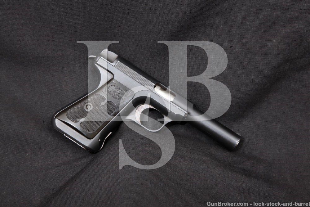 Savage 1917-20 Modification No. 2 .380 ACP Semi-Auto Pistol, 1921-28 C&R