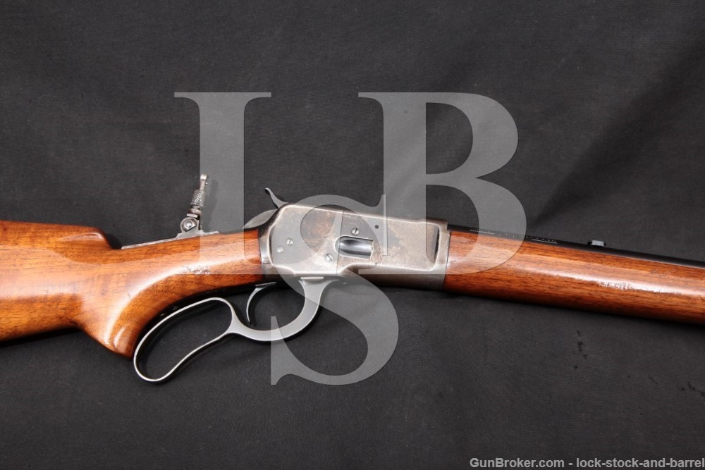 Winchester Model 65 Like 1892 92 .25-20 WCF Lever Action Rifle, 1934 C&R