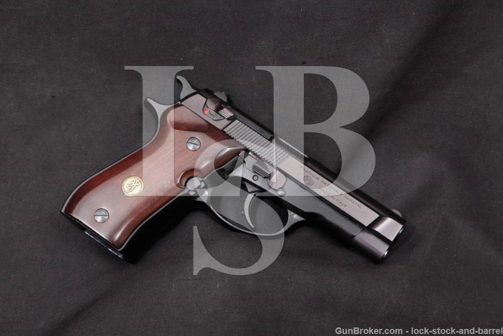 "Browning Model BDA-380 .380 ACP 3.75"" DA/SA Semi-Automatic Pistol MFD 1987"