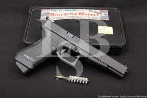 "Glock Model 17L Gen 2 G17L 9mm 6.02"" Striker Fired Semi-Automatic Pistol"