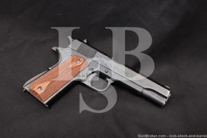 Argentine Air Force Aeronautica Argentina Sistema Colt 1927 1911 45 ACP C&R