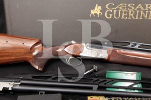 "Caesar Guerini Summit Un-Single & O/U Set 34"" & 32"" 12 GA Shotgun, 2008"