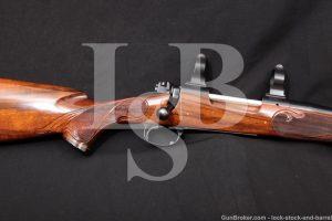 "Kimber Clackamas Oregon 89 BGR Super America Grade .338 Win. mag 24"" Rifle"