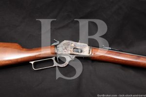 "Marlin First Year 1894 CBC Cowboy Competition 38 Spl 20"" Lever Action Rifle"
