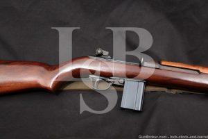 National Ordnance M1 Carbine .30 Cal Semi Automatic Rifle 1965-69 C&R
