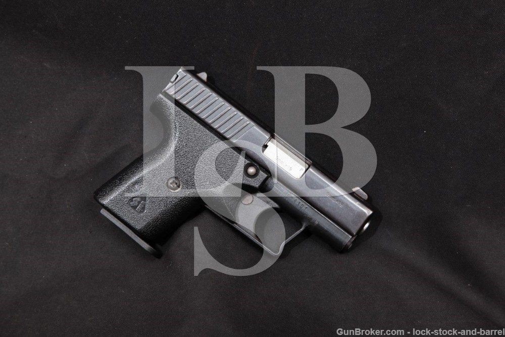 "Sardius Ind. Israel Model SD9 SD-9 9mm 3"" DAO Semi-Automatic Pistol"