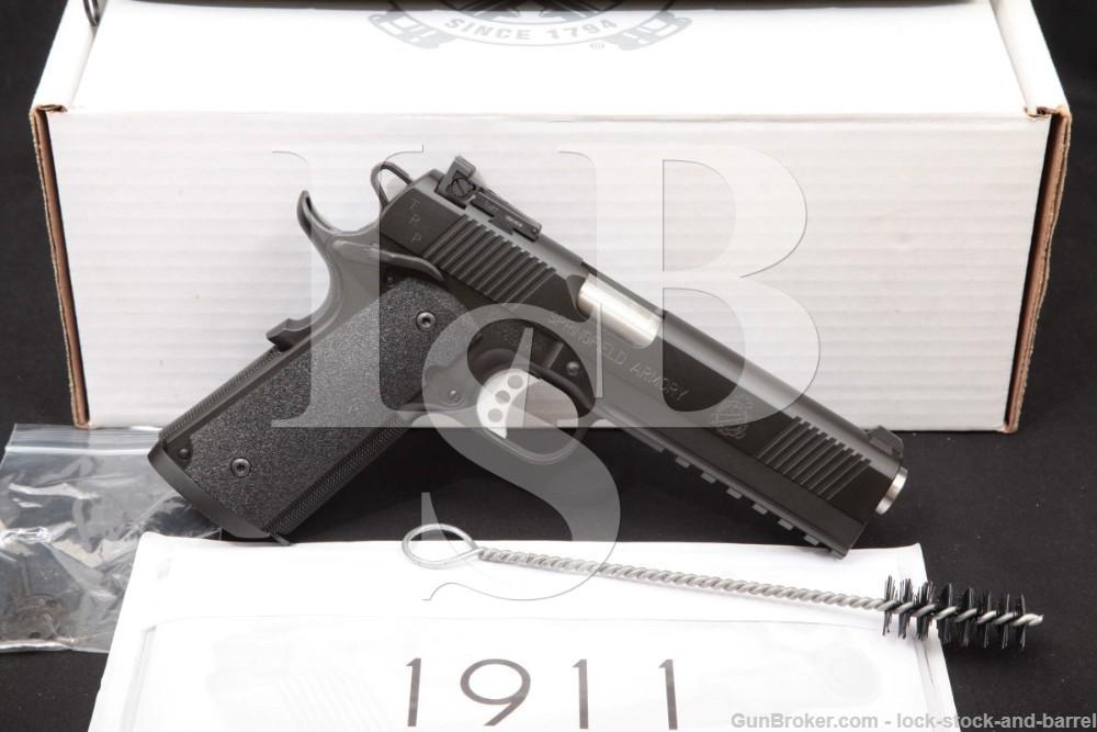 "Springfield Armory TRP Operator 1911 1911-A1 .45 ACP 5"" Semi-Auto Pistol"