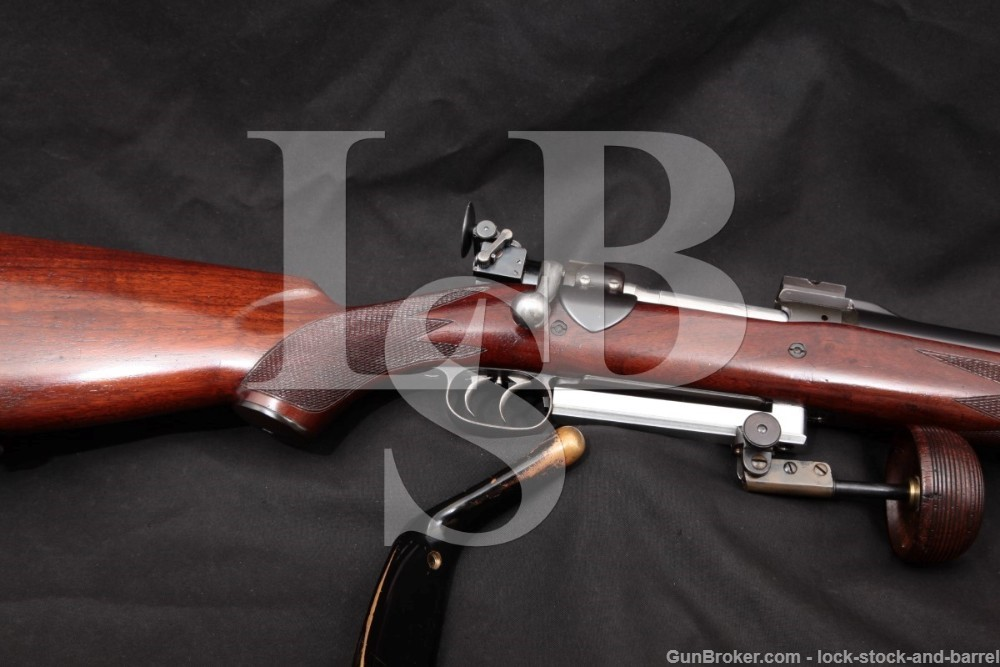 Springfield Model 1903 .30-06 Bolt Action Target Rifle Double Set Triggers