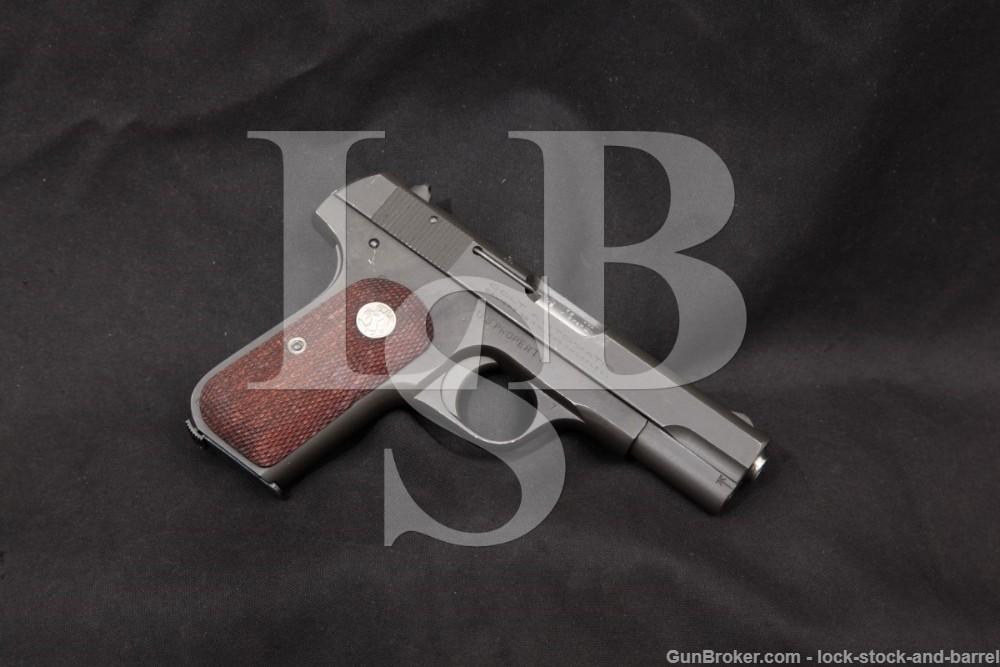 WWII British Lend-Lease Colt 1903 Pocket .32 ACP Semi-Auto Pistol, 1942 C&R