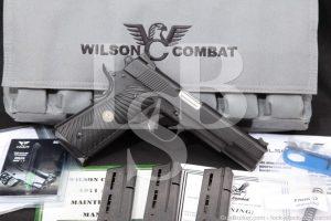 "Wilson Combat Hackathorn Special 1911 1911-A1 9mm 5"" Pistol MFD 2019 NO CA"