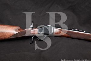 Winchester 1885 Limited Series Traditional Hunter .45-70 Gov't Rifle, 2009