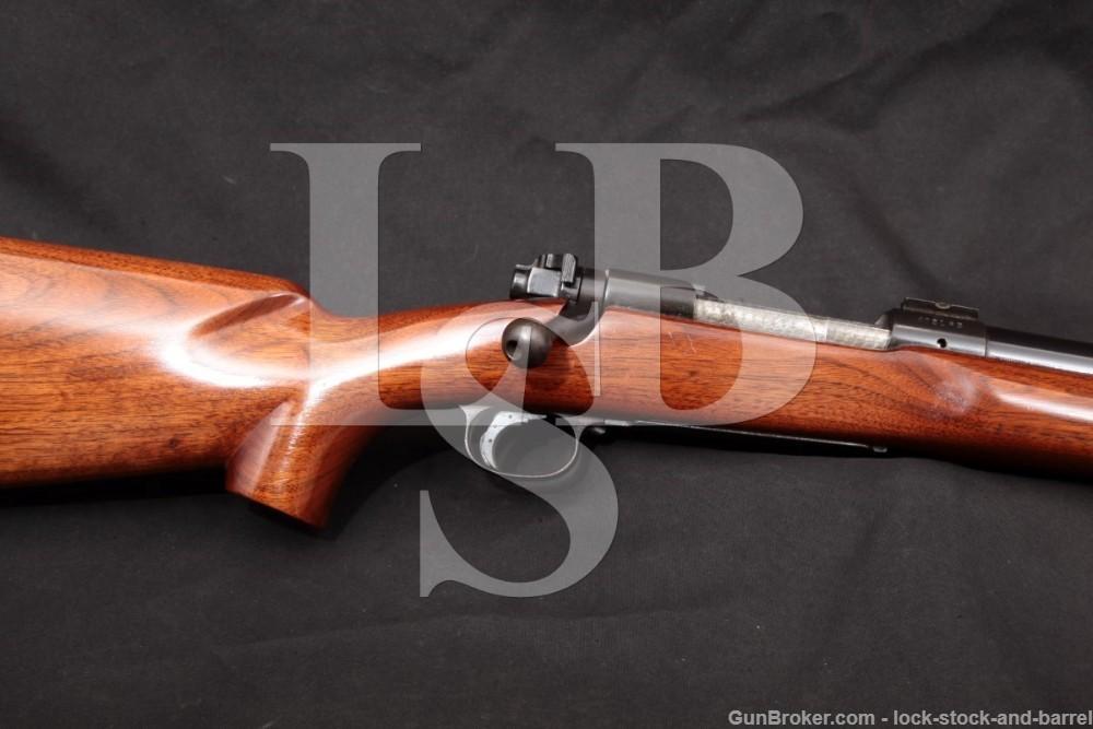 Winchester pre-64 Model 70 Bull Gun G7093C .300 H&H Mag Bolt Rifle 1957 C&R
