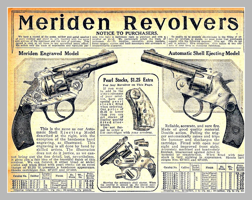 Meriden Arms; From the Verdant Forests to Siberia