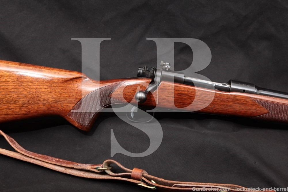 Winchester Pre-64 Model 70 Featherweight .30-06 SPRG Bolt Rifle, 1957 C&R