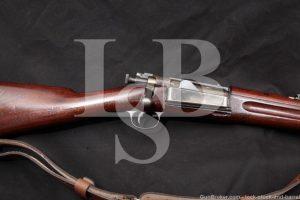 Springfield Model 1898 Krag .30-40 Bolt Action Rifle MFD 1899 C&R