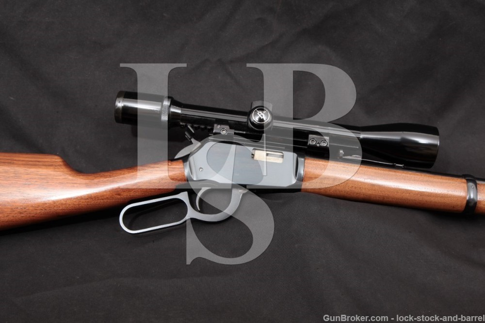 Winchester Model 9422M 9422-M .22 Magnum WMR Lever Action Rifle, MFD 1975