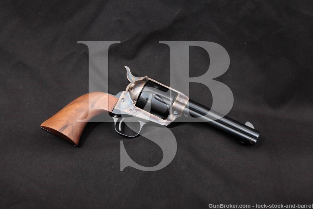 "Colt 3rd Gen Single Action Army SAA 4 3/4"" .38-40 38 WCF Revolver, MFD 1994"