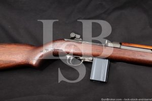 National Postal Meter M1 Carbine NPM .30 Cal Semi Automatic Rifle 1943 C&R