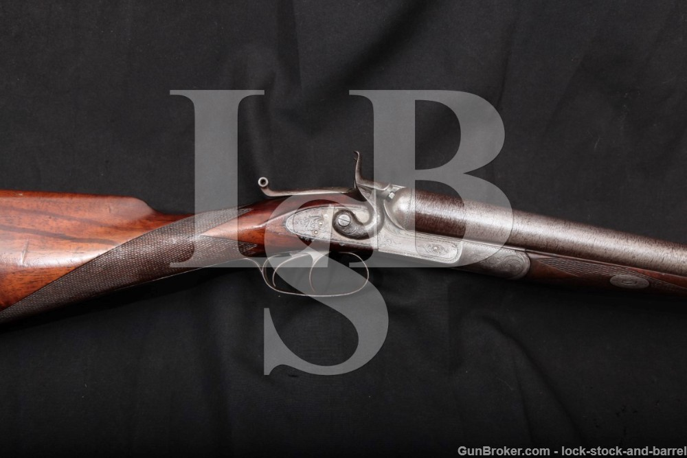 411 of 5000 Remington 1873 Whitmore Hammer Lifter Grade 4 1874 Shotgun