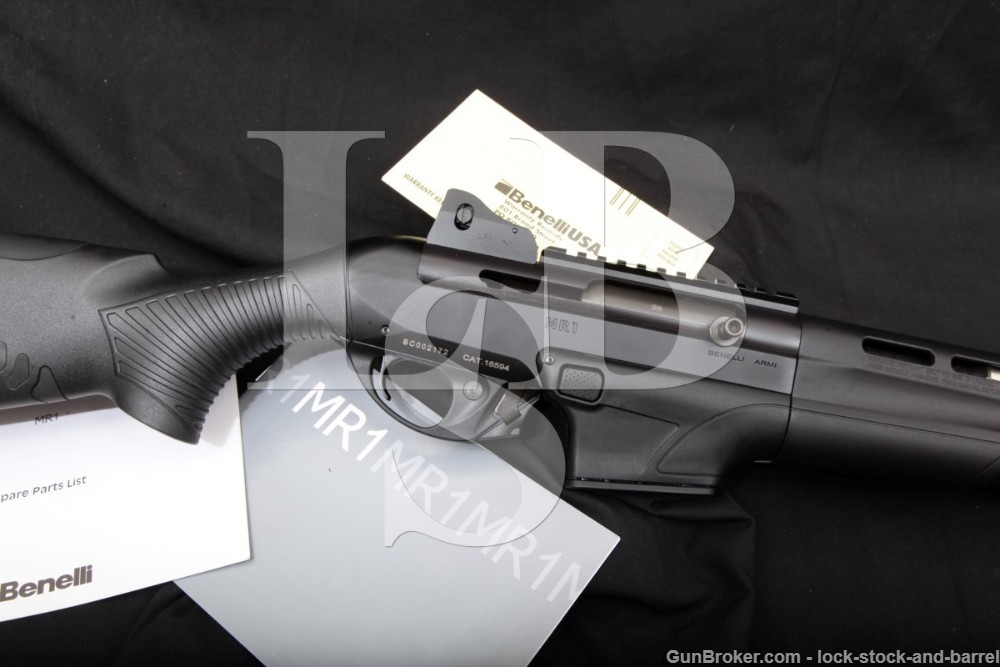 """Benelli Model MR1 MR-1 5.56 NATO .223 Rem 16"""" Semi-Auto Rifle MFD 2009"""